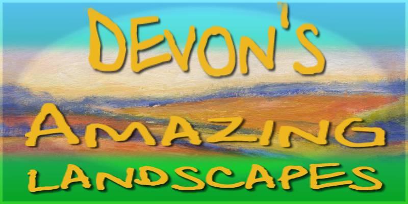 The Devon Landscape Inspires painters