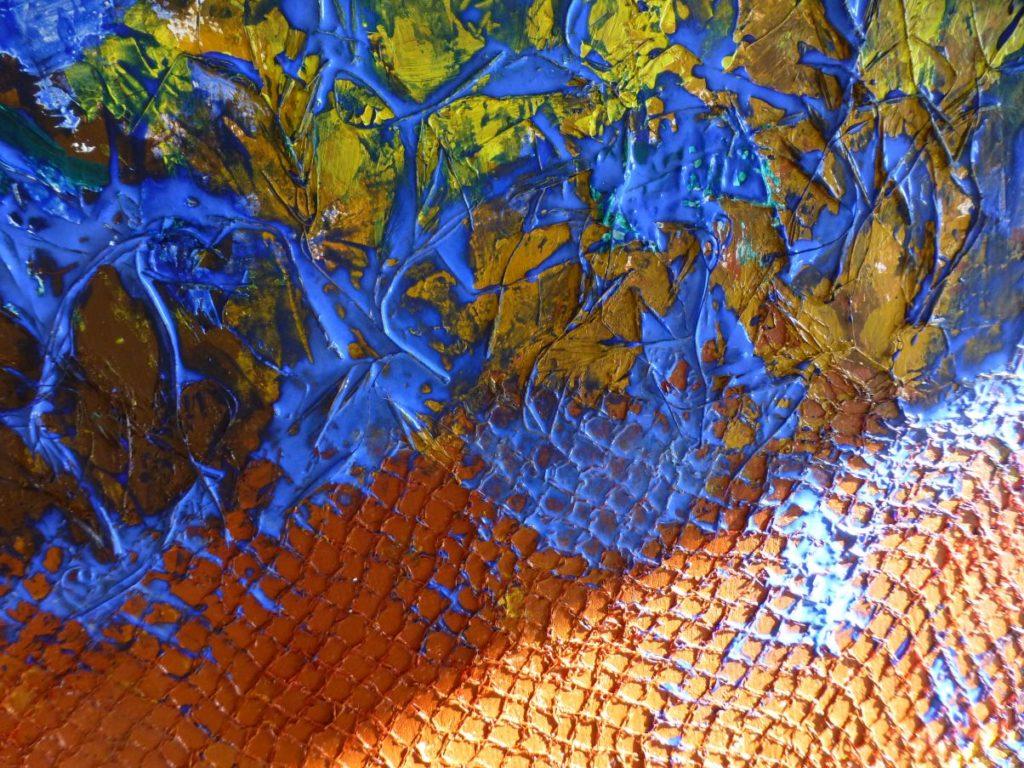Christina Bonnett Acrylic Textures.