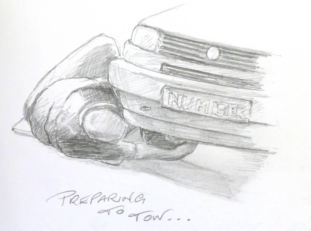 safety check sketch